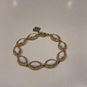 Kendra Scott Jewelry - Kendra Scott Gold & White Bracelet